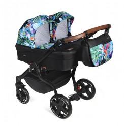 Бебешка количка за близнаци Quick Twin