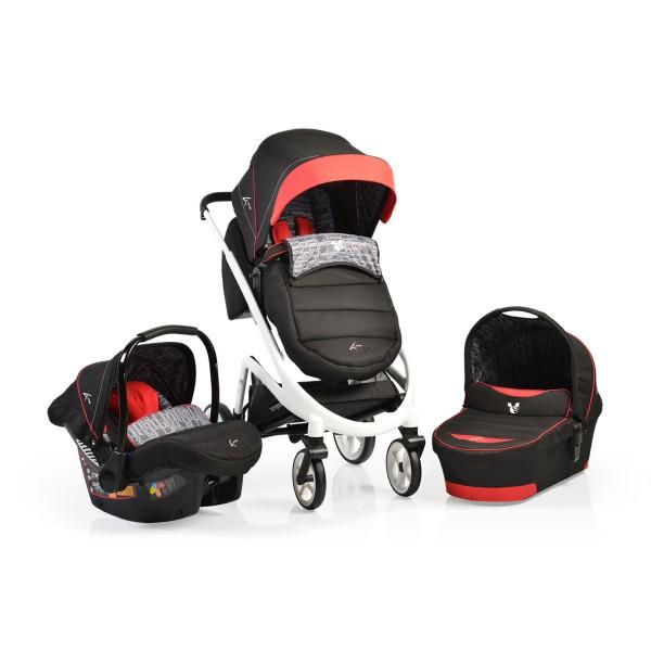 Комбинирана детска количка S-line 3 в 1