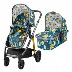 Бебешка количка Cosatto WOW
