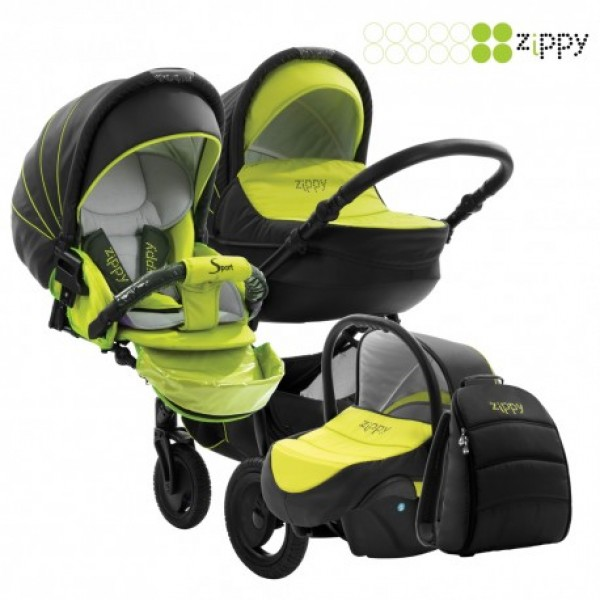 Количка Zippy Sport plus 2017 3 в 1