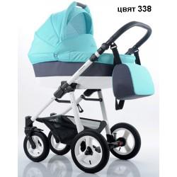 Комбинирана бебешка количка Bebetto 2в1 MAGNUM