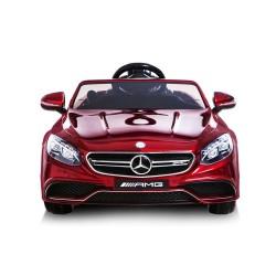 Акумулаторна кола Mercedes-Benz S63 металик - HL169