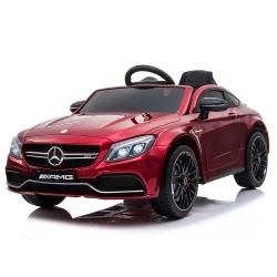 Акумулаторна кола Mercedes C63s металик