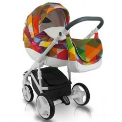 Бебешка количка 2в1 Bexa Cube