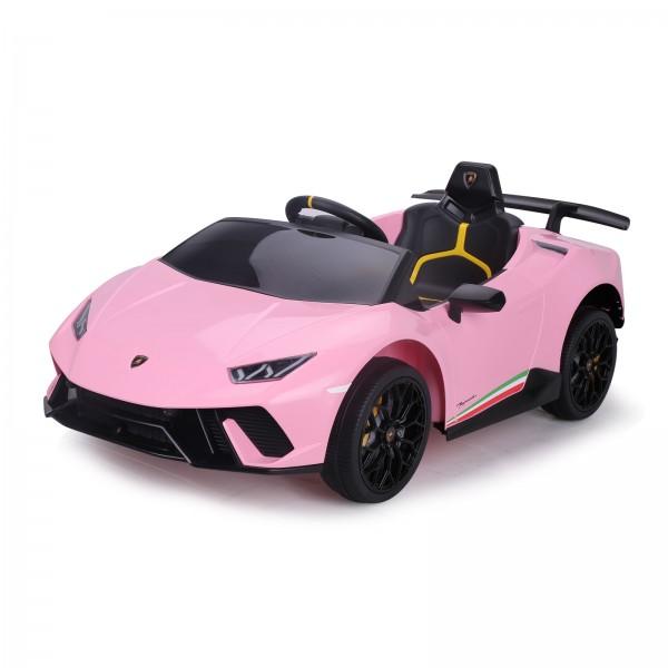 Електрическа кола Lamborghini Huracan
