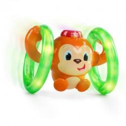 Детска играчка Roll and Glow Monkey 52181