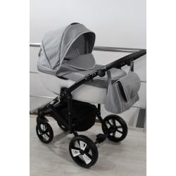 Бебешка количка 3в1 Gusio S-line