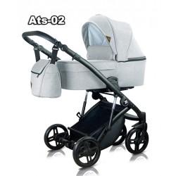 Бебешка количка 2в1 Atteso
