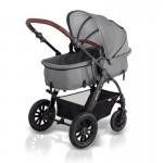 KinderKraft бебешка количка 3в1