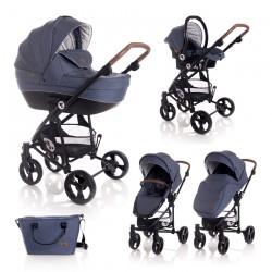 Combi stroller CRYSTA 3in1
