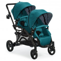 Бебешка количка Options™ Elite Двойна количка
