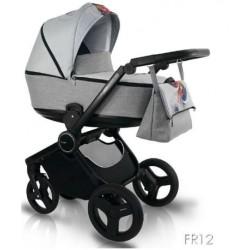 Бебешка количка 2в1 Bexa Fresh