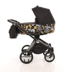 Бебешка количка 2в1 Invictus V print