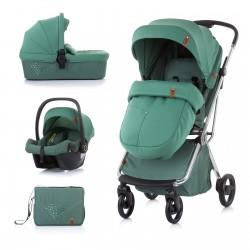 Детска количка 3 в 1 Пирует