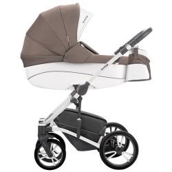 Комбинирана бебешка количка 2в1 Bebetto Tito