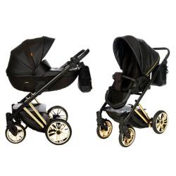 Бебешка количка 3 в 1 Tutek DIAMOS