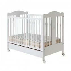 BUCKO Детско дървено легло Tommy 60/120см