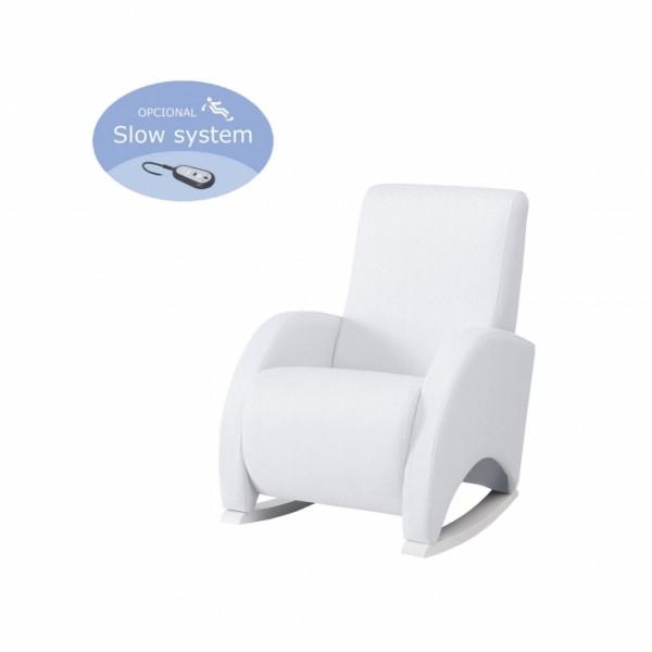 Люлеещ се стол COMFORT - soft grey