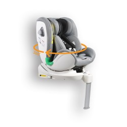 Стол за кола Commodore с Isofix система 360°