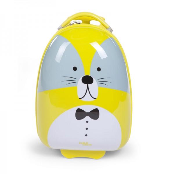Дизайнерски детски куфар с колела Childhome