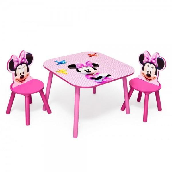 Детска масичка с 2 столчета