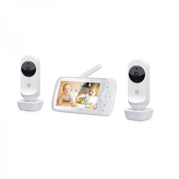 Бебефон Motorola EASE35 TWIN, 2 камери