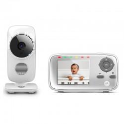 Видео бебефон Motorola MBP483