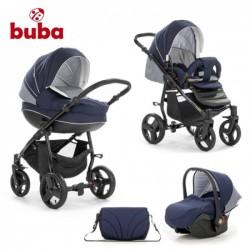 Buba Vivi бебешка количка 3 в 1