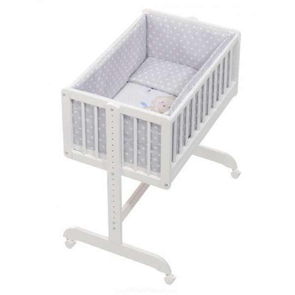 Interbaby Family Blue кошара Co-Sleeping bed
