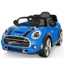 Акумулаторна кола Mini Cooper Cabrio- оригинален лиценз