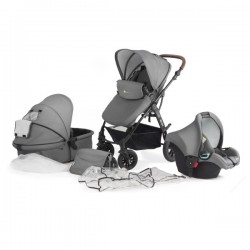 KinderKraft Moov бебешка количка 3в1