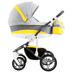Бебешка количка Bebetto Murano 2в1